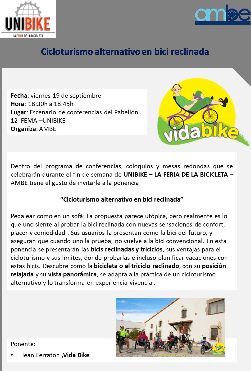 vidabike 1